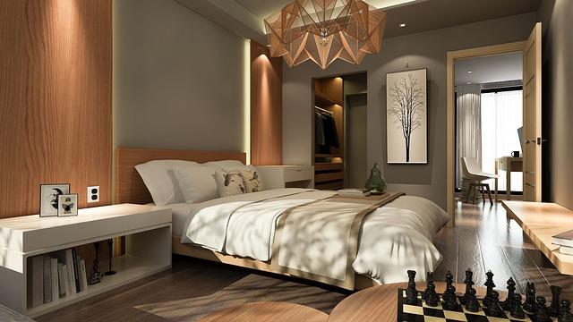 Šatní skříně ložnice – vyberte si správně