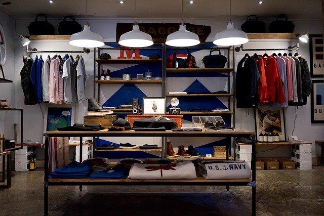 moderní butik