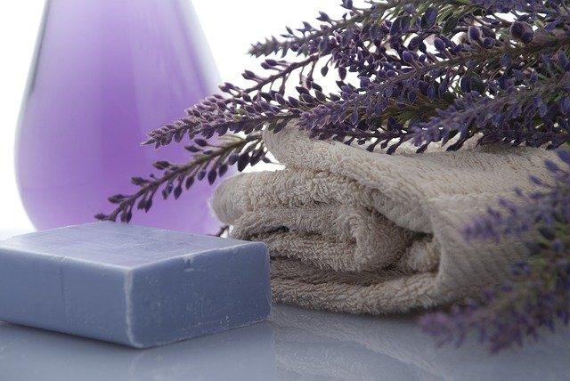 Mýdlo vlastní výroby!