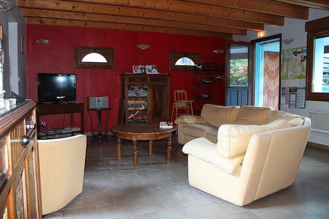Pohodlné posezení vobývacím pokoji