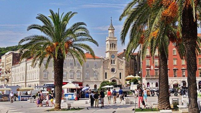 Užijte si dovolenou v Chorvatsku
