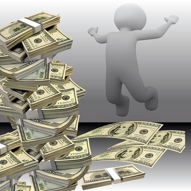 Když nestíháte vydělávat, sjednejte si půjčku